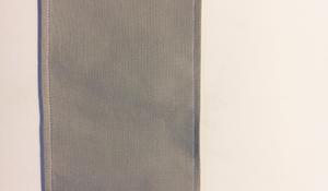 KROK IV - Obszywanie klapki do kieszonki